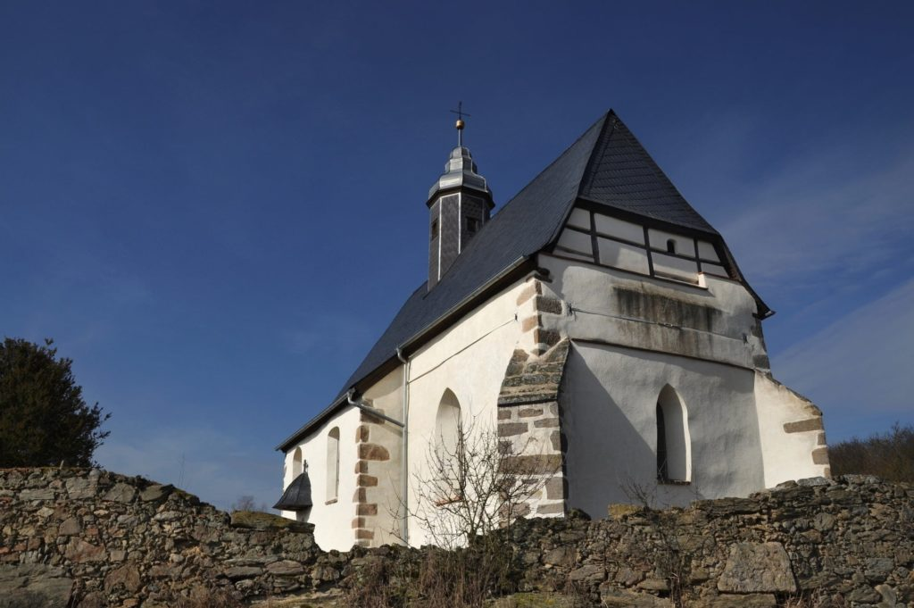Kostel sv.Petra (Stribro) (foto: Dagmar Motyčková)