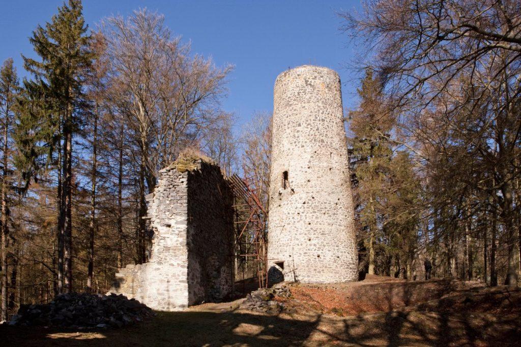 Volfštejn (Foto: Helena Horáčková)