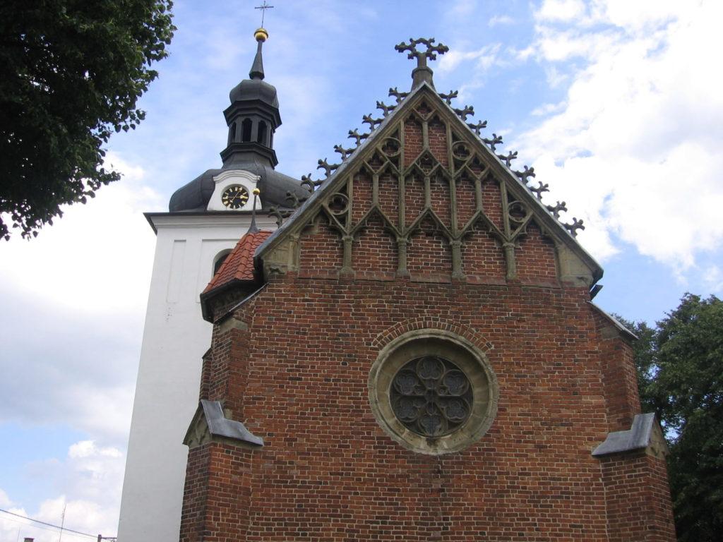 Kostel sv. Mikuláše (Čečovice) (foto: Jik jik)