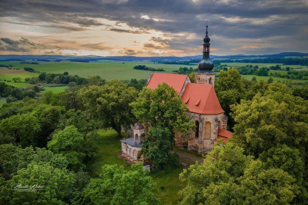 Sv.Anna u Horšovského Týna (Foto: Zdeněk Weber)